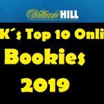 UK´s Top 10 Online Bookies 2019