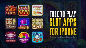 Top 10 Free to Play Slot Apps for iPhone